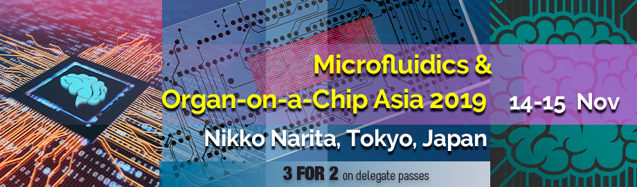 Microfluidics & Organ-on-a-Chip Asia 2019