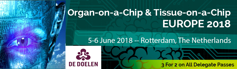 Organ-on-a-Chip, Tissue-on-a-Chip Europe 2018