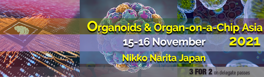 Organoids & Organ-on-a-Chip Asia 2021
