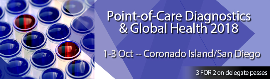 Point-of-Care Diagnostics & Global Health 2018