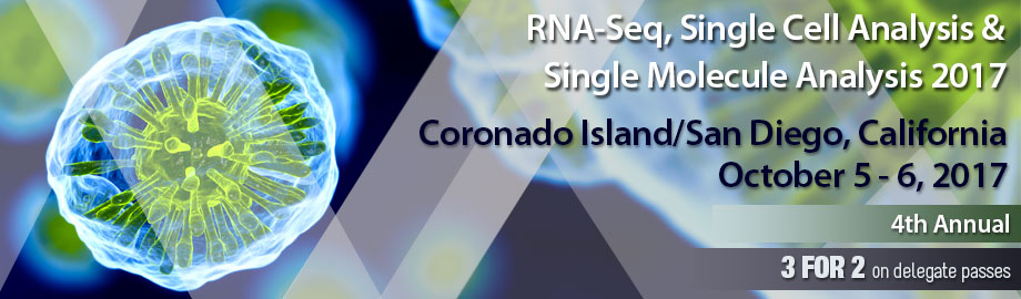 RNA-Seq, Single Cell Analysis & Single Molecule Analysis 2017